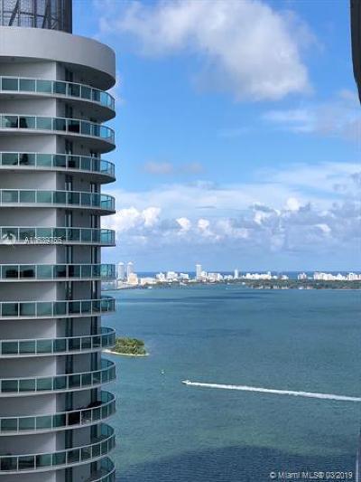 Miami Condo For Sale: 488 NE 18th Street #3401