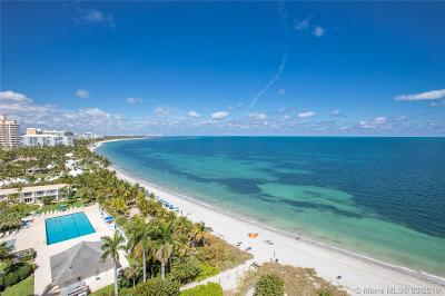 Key Biscayne Condo For Sale: 600 Grapetree #4CN
