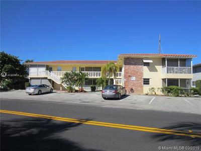 Fort Lauderdale Condo Active With Contract: 2101 NE 68th St #102