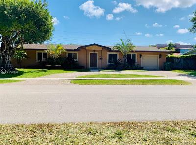 Single Family Home For Sale: 8760 SW 86 Street