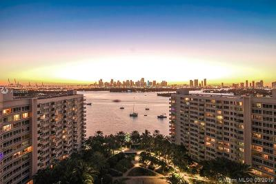 Flamingo, Flamingo South Beach, Flamingo South Beach Co., Flamingo Condo, Flamingo South Beach Cond, Flamingo South Beach I, Flamingo South Beach I Co Rental For Rent: 1500 Bay Rd #C-1805