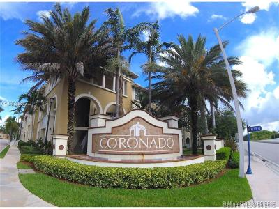 Doral Condo For Sale: 8899 NW 107th Ct #214