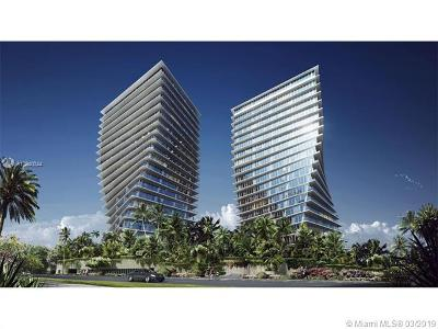 Coconut Grove Condo For Sale: 2669 S Bayshore Dr #1403N