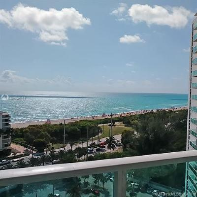 Sunny Isles Beach Condo For Sale: 100 Bayview Dr #1609
