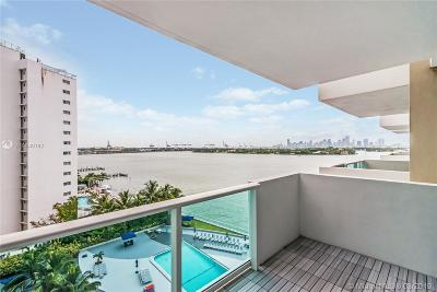 Miami Beach Rental For Rent: 1200 West Ave #930