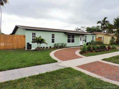 Dania Beach Single Family Home For Sale: 430 SE 3rd Ter