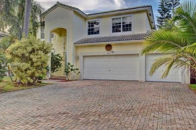 Coral Springs Single Family Home For Sale: 5791 NW 48th Ct