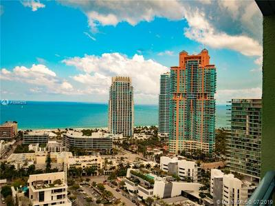 Miami Beach Condo For Sale: 90 Alton Rd #3007