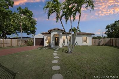 Single Family Home For Sale: 6501 SW 31st St