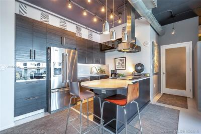 Neo Condo, Neo Loft, Neo Lofts, Neo Lofts Condo Rental For Rent: 10 SW South River Dr #1509