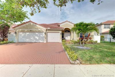 Miramar Single Family Home For Sale: 3616 SW 163rd Ave