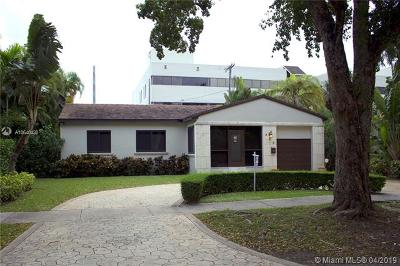 Coral Gables Single Family Home For Sale: 432 Loretto Ave