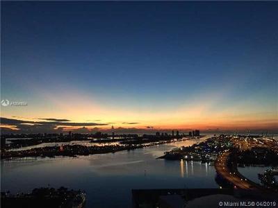 Miami Condo For Sale: 888 Biscayne Blvd #2106