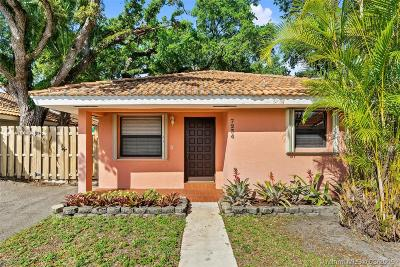 Single Family Home Sold: 7234 SW 113th Ct Cir