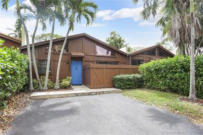 Miami Condo For Sale: 11326 SW 114th Lane Cir #11326