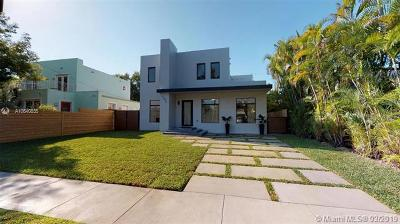 Miami Single Family Home For Sale: 1776 SW 23rd Ter