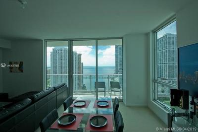 Condo For Sale: 300 S Biscayne Blvd #2402