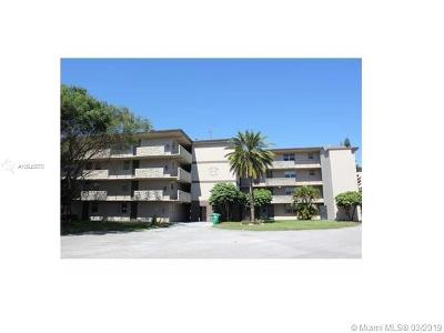 Plantation Condo For Sale: 5275 NW 10th Court #407