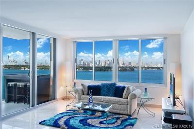 Miami Beach Condo For Sale: 1200 West Ave #806