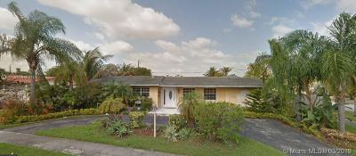 Miami Single Family Home For Sale: 1700 SW 92nd Ct