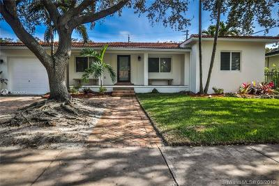 Coral Gables Rental Leased: 1011 Pizarro St