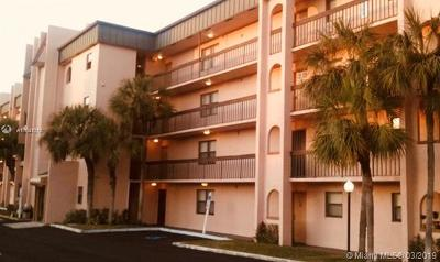 Palm Beach County Condo For Sale: 1750 N Congress Ave #409