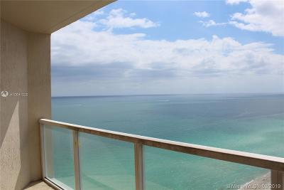 Sunny Isles Beach Condo For Sale: 16699 Collins Ave #3010