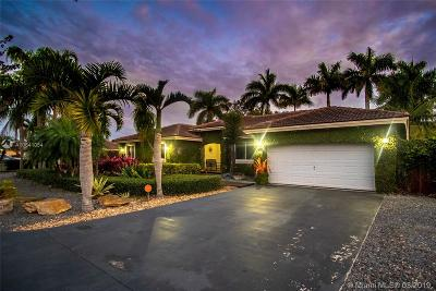Single Family Home For Sale: 13037 SW 215th Ter