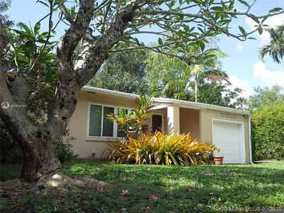 Coral Gables Single Family Home For Sale: 316 Candia Ave