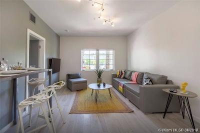 Miami Beach Rental Leased: 1450 Meridian Ave #105