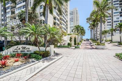 Hallandale Condo For Sale: 1904 S Ocean Dr #302
