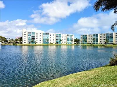 Dania Beach Condo For Sale: 111 SE 3rd Ave #302