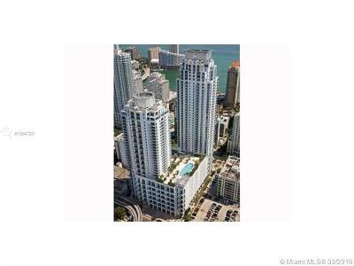 Condo For Sale: 1050 Brickell Ave #3018