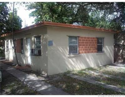 Miami Multi Family Home For Sale: 1757 NW 47th Ter