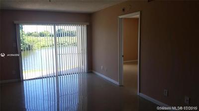 Pembroke Pines Condo For Sale: 311 SW 113th Way #311