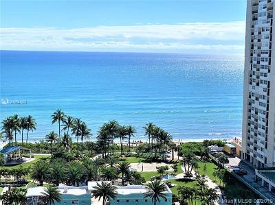 Hallandale Condo For Sale: 1865 S Ocean Dr #17F
