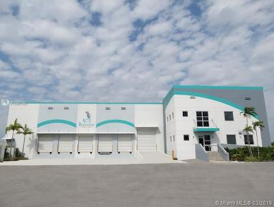Medley Commercial For Sale: 12380 NW 116th Ave