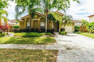 Cutler Bay Single Family Home For Sale: 9034 SW 212 Lane