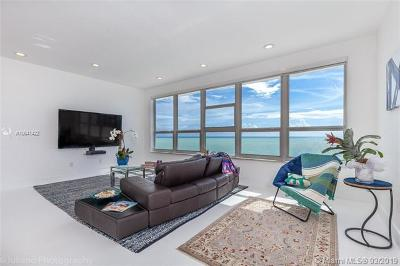 Miami Beach Condo For Sale: 4925 Collins Ave #9C