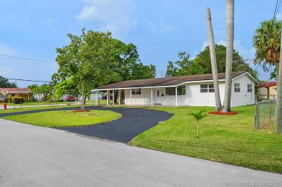 Fort Lauderdale Single Family Home For Sale: 3010 SW 17th St