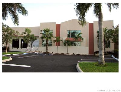 Doral Commercial For Sale: 11421 NW 39th St