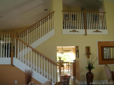 Pembroke Pines Single Family Home For Sale: 13742 NW 20th St