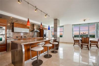Miami Beach Condo For Sale: 5640 Collins Ave #7C