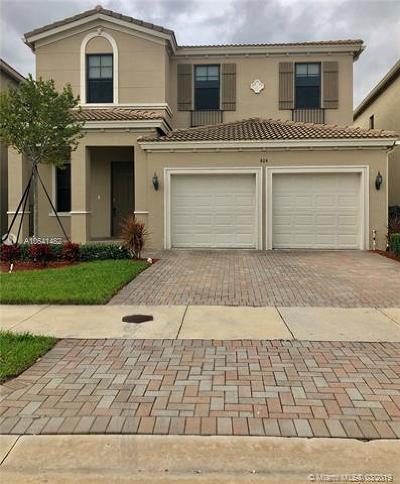 Single Family Home For Sale: 604 NE 191st St