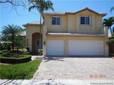 Single Family Home For Sale: 11324 NW 66 St