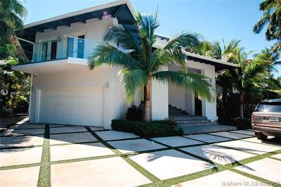 Key Biscayne Single Family Home For Sale: 750 S Mashta Dr