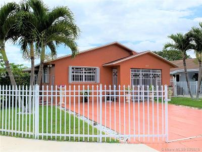 Miami Single Family Home For Sale: 11900 SW 181st St