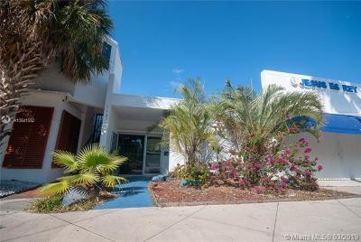 Miami Beach Commercial For Sale: 1137 71st St