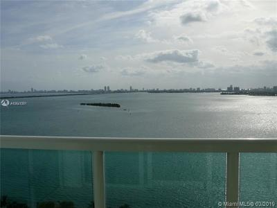 Miami Condo For Sale: 1800 N Bayshore Dr #2103