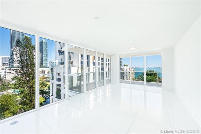 Miami Rental For Rent: 600 NE 27 Street #801